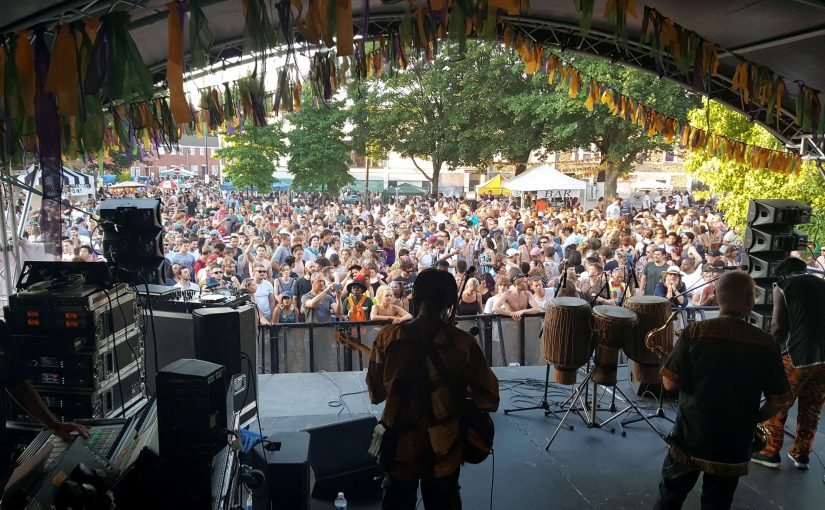 St Pauls Carnival Bristol 2018 - Total Sound Solutions